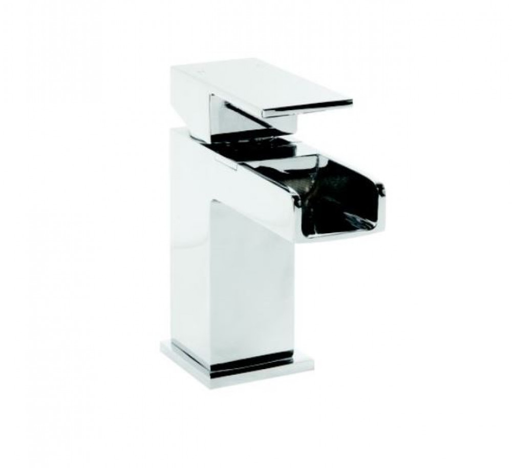 Cassellie Dunk Mono Basin Mixer with Click Clack Waste