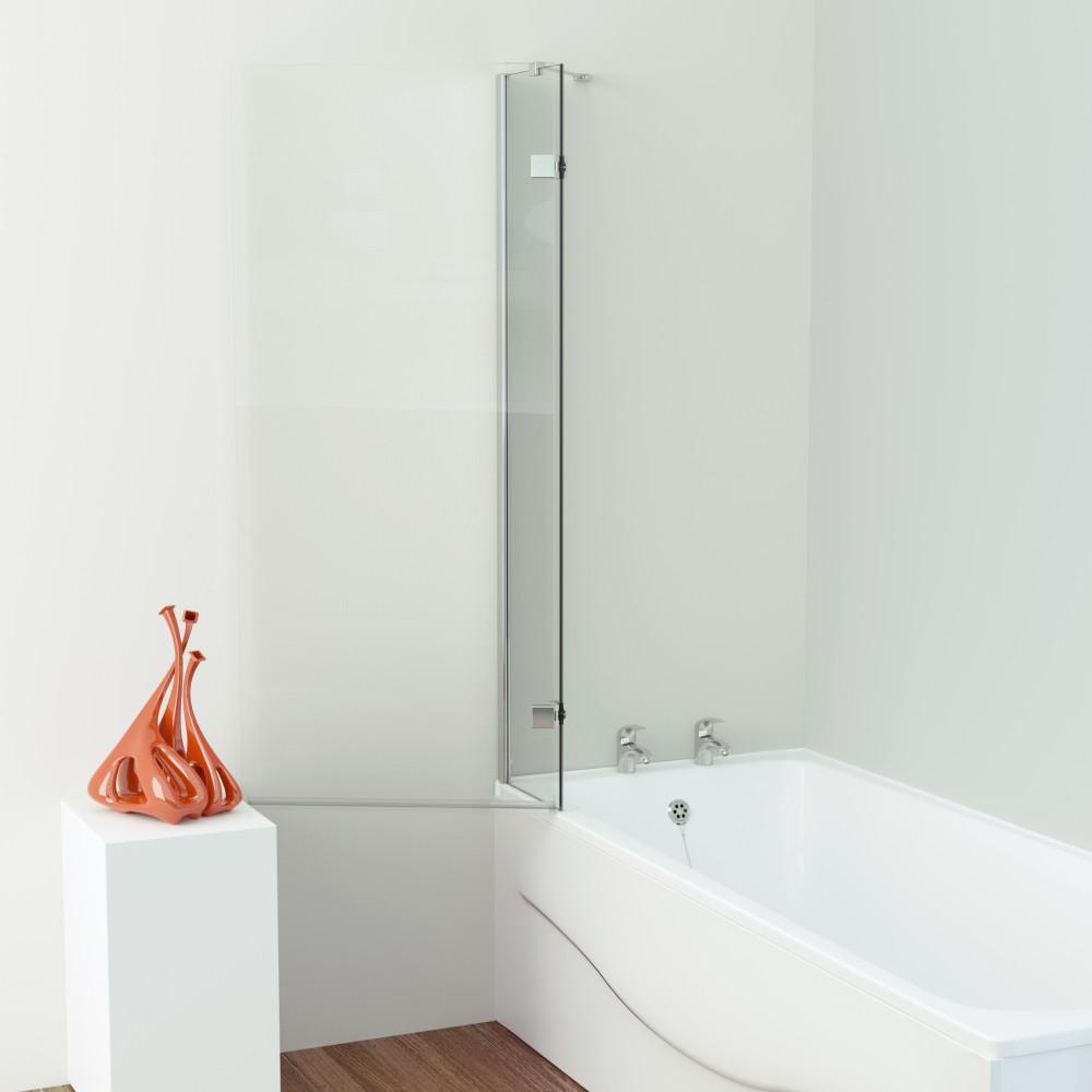Kudos Inspire 2 Panel 950 Bath Screen - Fold Out 4BASC2PFOUTS