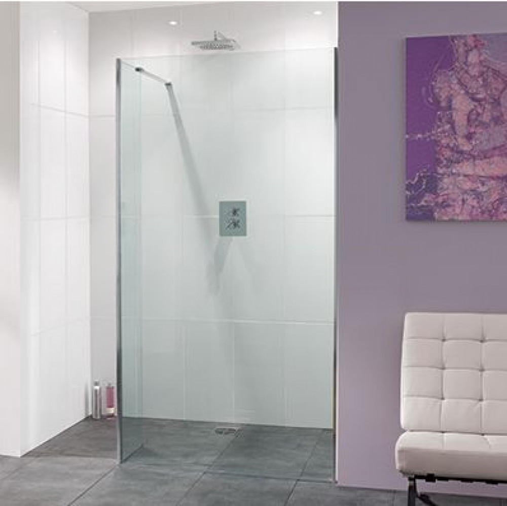 Lakes Nice 900mm Walk In Shower Panel