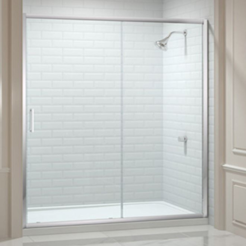 Merlyn 8 Series 1500mm Sliding Shower Door