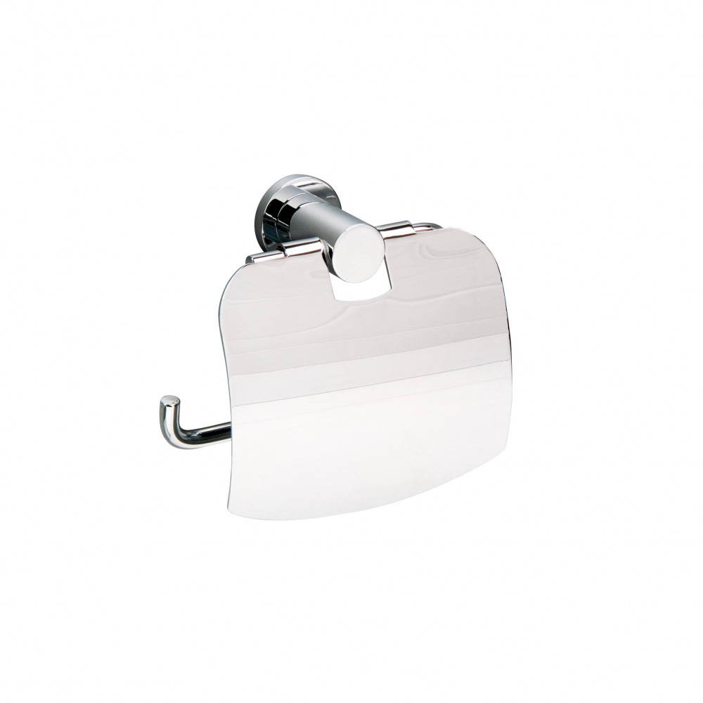 Miller Montana Toilet Roll Holder With Lid 6707C