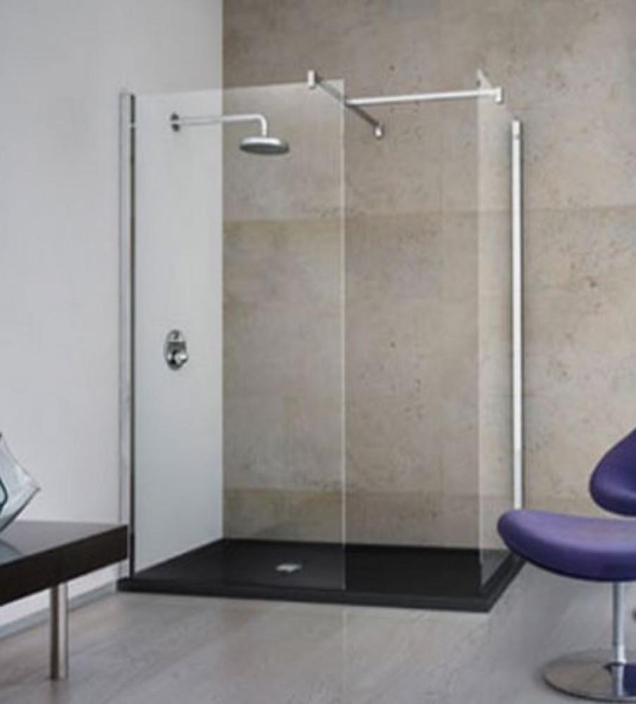 Novellini Kuadra H+H 1070-1100mm Shower Panels