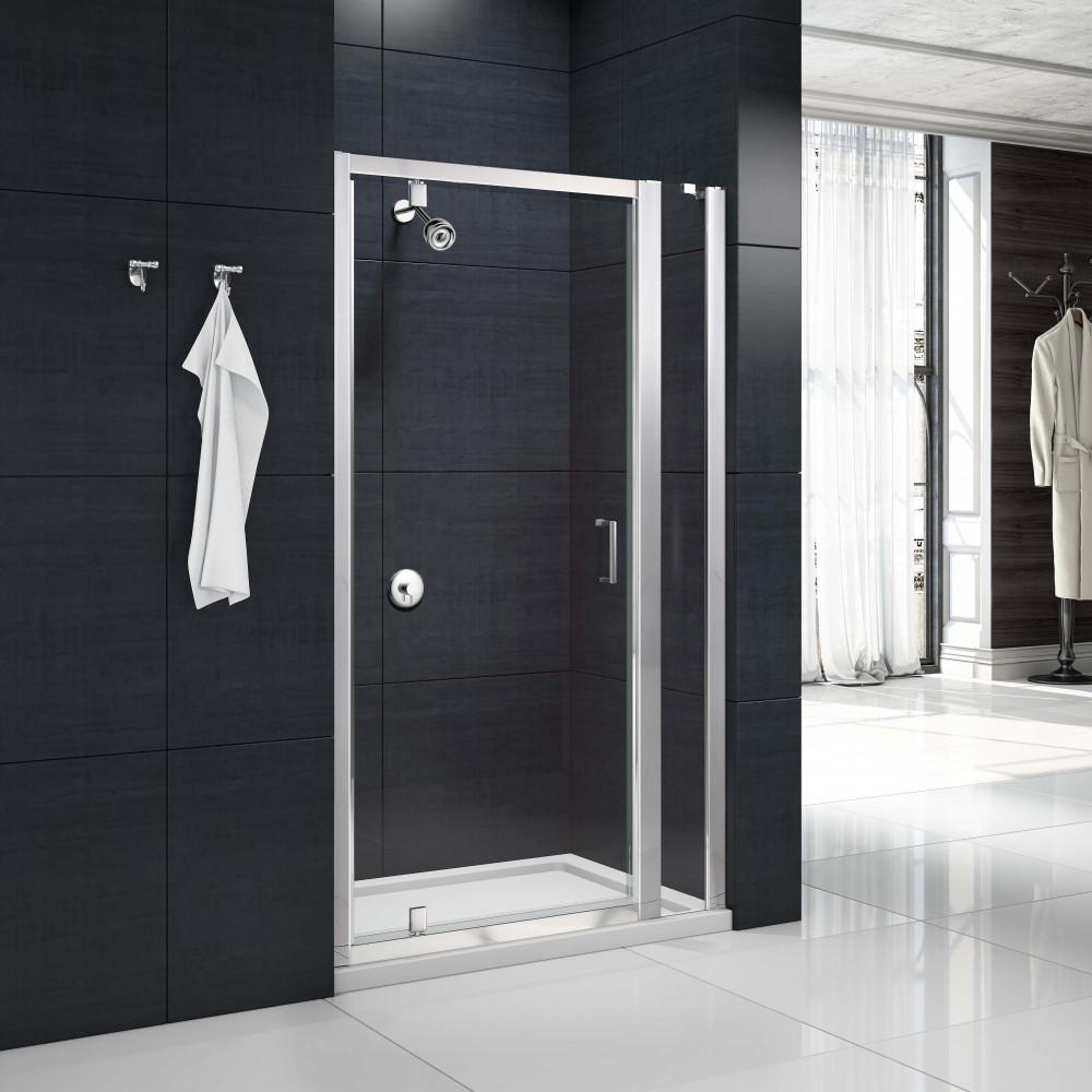 Merlyn Mbox Pivot Shower Door 800mm Mbp800