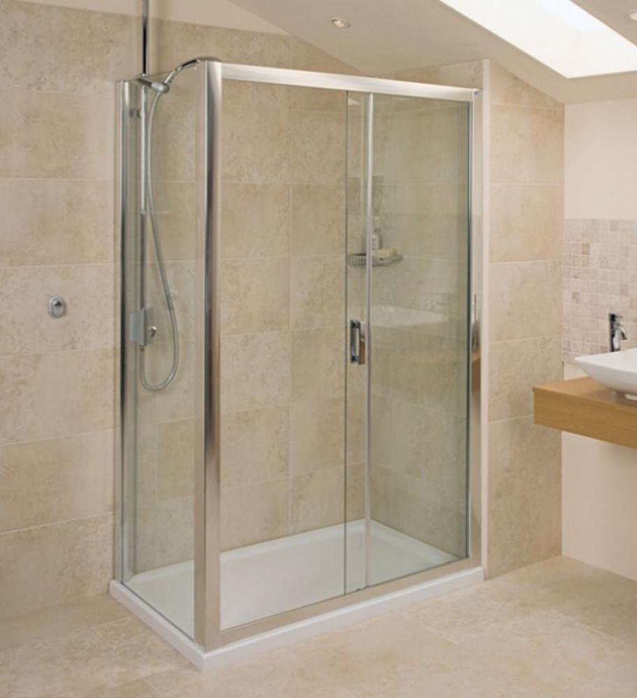 Roman Embrace 1100mm Sliding Shower Door