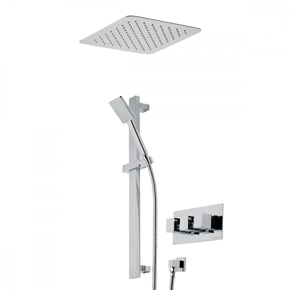 Roper Rhodes Factor Concealed Dual Function Shower System Svset44