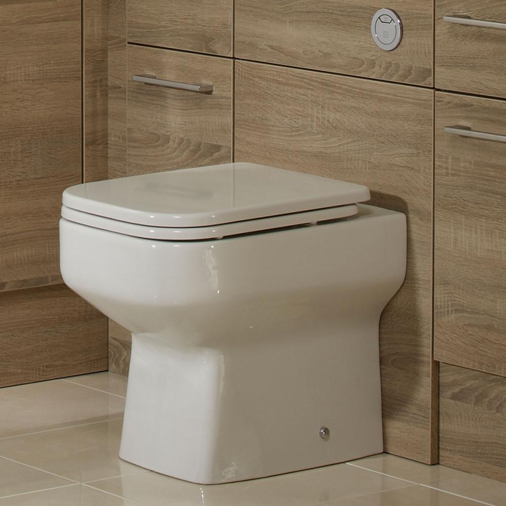 Roper Rhodes Geo Soft Closing Top Fix Toilet Seat