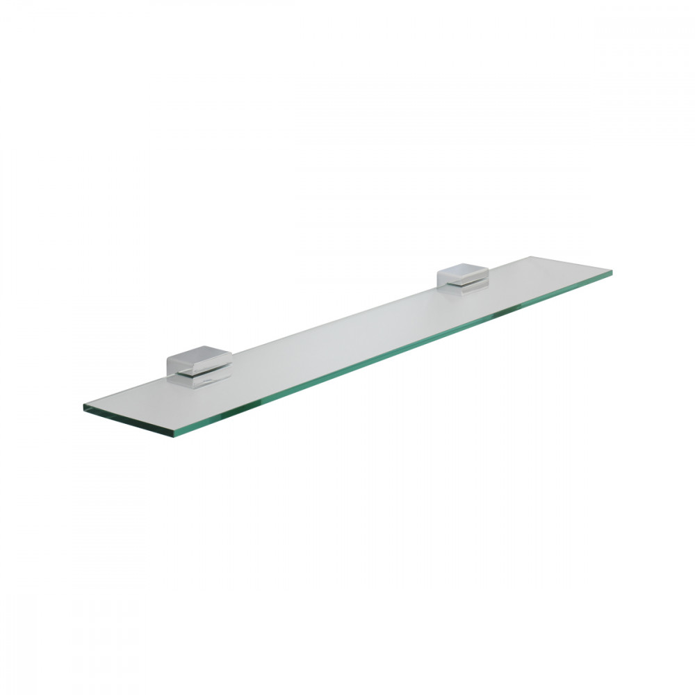 Roper Rhodes Horizon Clear Glass Shelf