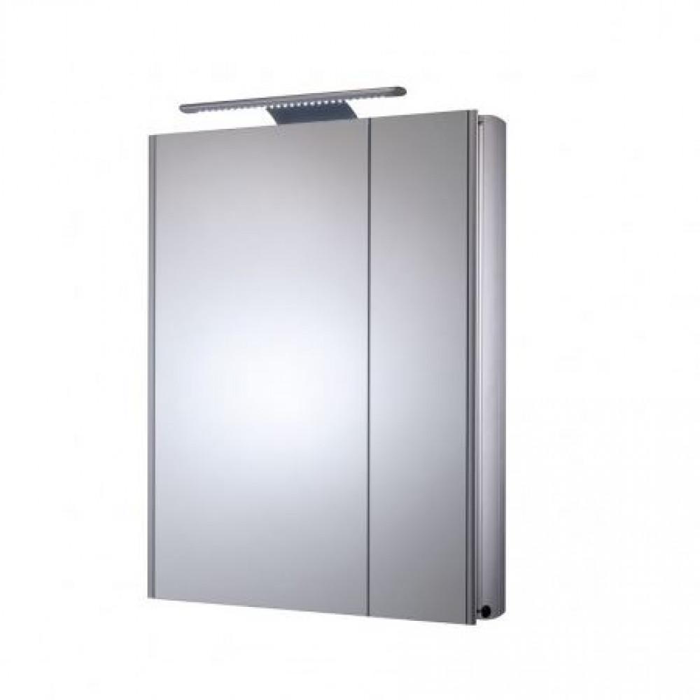 Roper Rhodes Refine illuminated slimline cabinet with Electrics