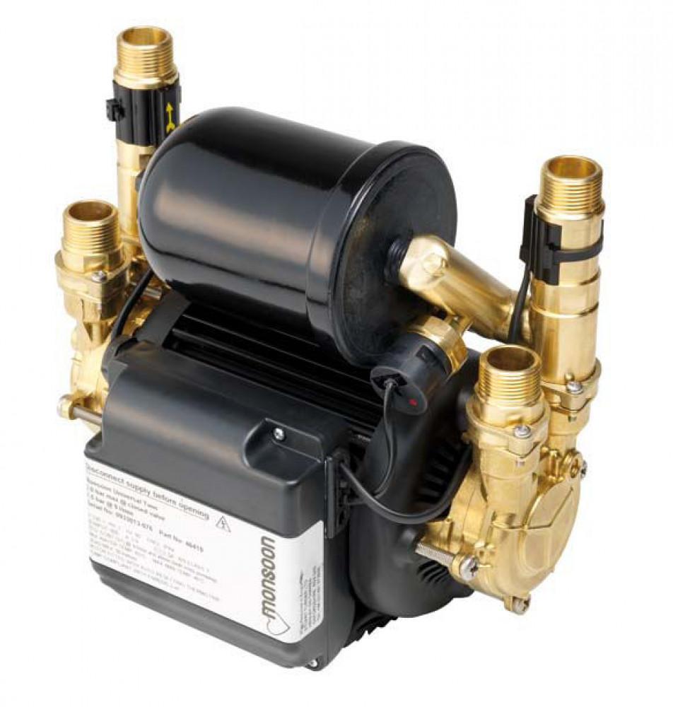 Stuart Turner Monsoon 3 bar twin universal pump