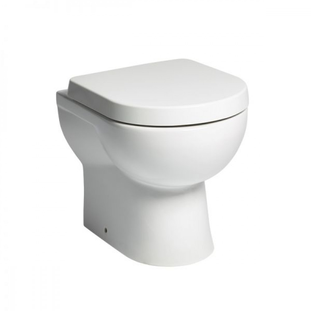 Tavistock Ion Back to Wall Pan with Seat   BTW100S / TS150S