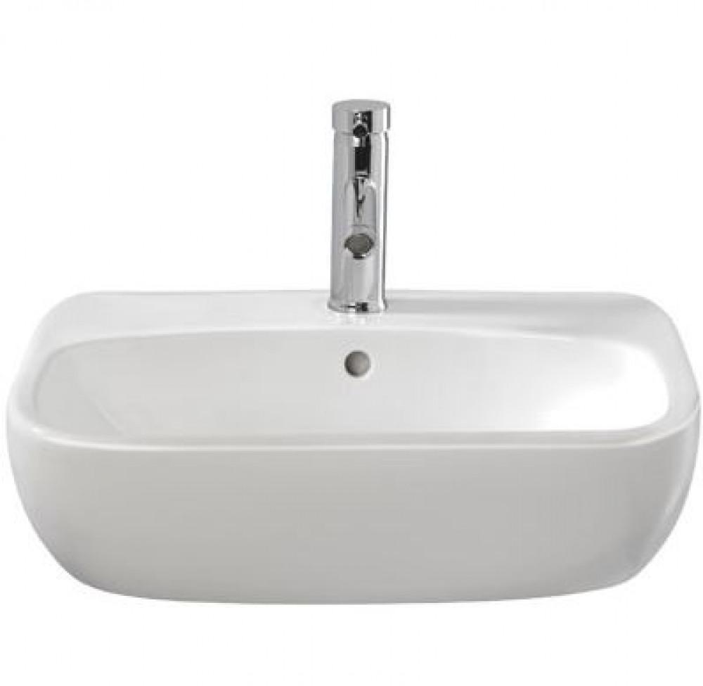 Twyford Moda 550 Semi-recessed basin | MD4621