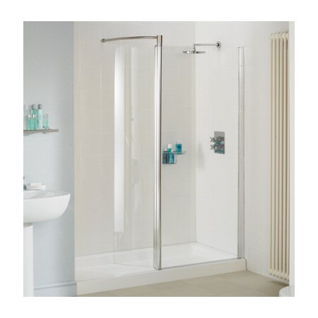 Lakes 1400mm Walk In Shower Enclosure