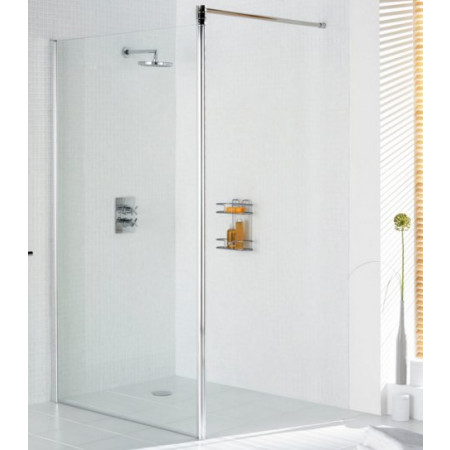 1000mm Lakes Bathrooms Walk in Shower Panel