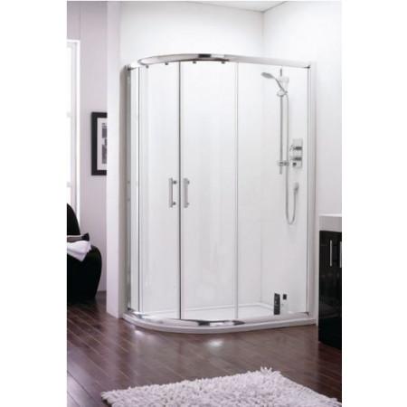 1200mm x 900mm Offset Quadrant Shower Enclosure