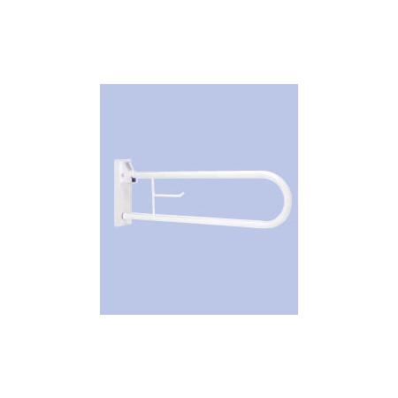 Croydex White Fold Down Bathroom Support Bar