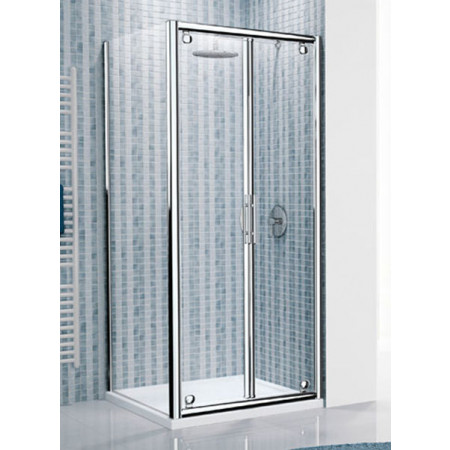 Novellini Lunes 800 Saloon Shower Door