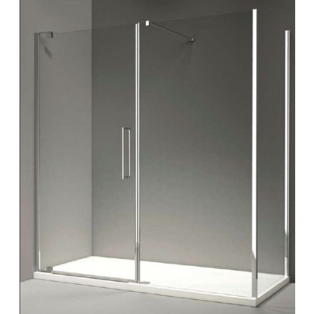 Merlyn 10 Series 1600mm In Line Pivot Shower Door