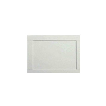 Roper Rhodes 800 Series 1700mm White Front Bath Panel with Panel Effect Finish