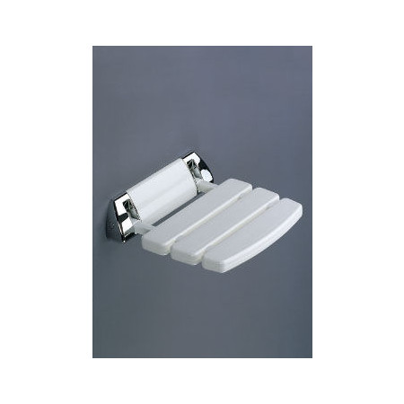 Lakes Bathrooms Folding Shower Seat Wall Mounted Series 200SD