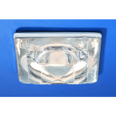 HIB Showerlight, Acudo square clear glass