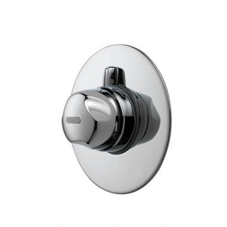 Aqualisa Aquavalve 700 Thermo Concealed Shower Valve,Chrome Finish