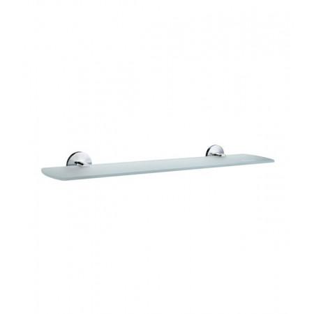 Smedbo Studio 600mm Bathroom Glass Shelf