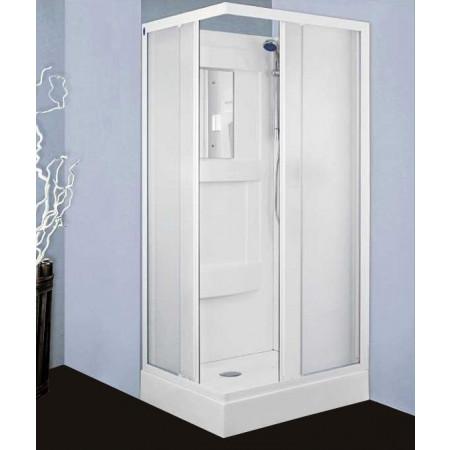 Kinedo Kineprime 1000 x 800mm Corner Slider Shower Pod CA570TN