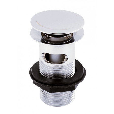 Premier Push Button Basin Waste (slotted)