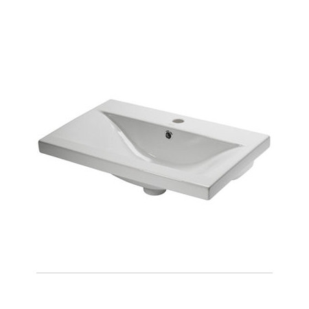 Roper Rhodes Envy 600mm Wall Mounted Washstation & Basin, Anthracite finish