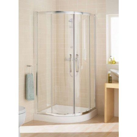 Lakes Bathrooms 900mm Quadrant Shower Enclosure
