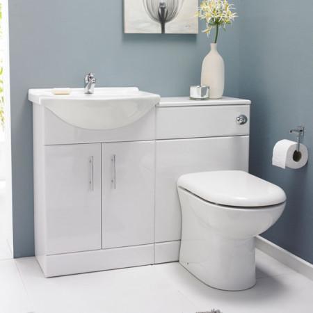 Premier Bathroom Saturn Furniture Pack