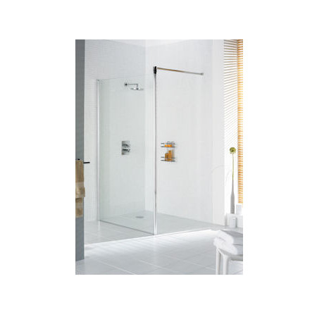 Lakes 900mm Walk in 8mm Shower Screen