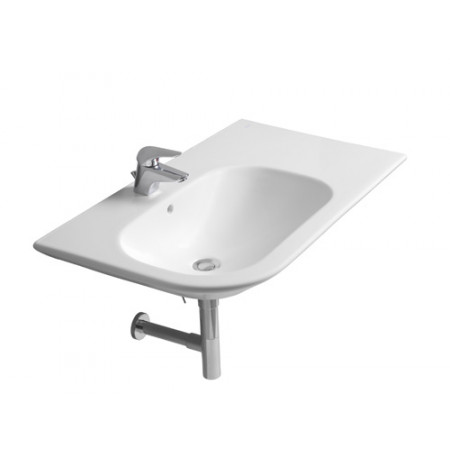 S2Y-Roca Nexo Asymmetric Basin 900 x 495mm-1