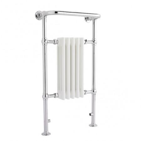 Premier Small Harrow Traditional Heated Towel Rail