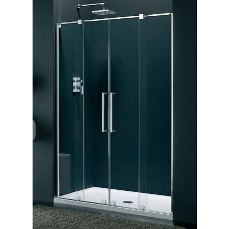Lakes Italia 1400mm Genzano Sliding Shower Door