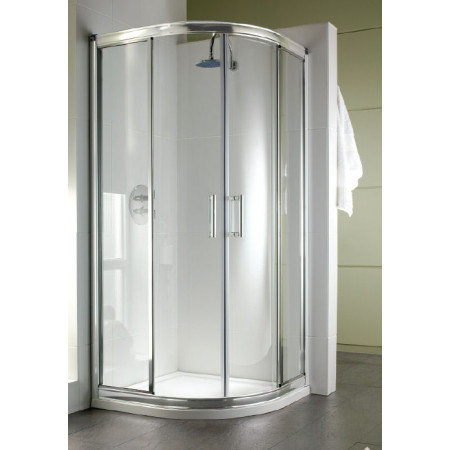Twyford Hydr8 800mm Quadrant Enclosure