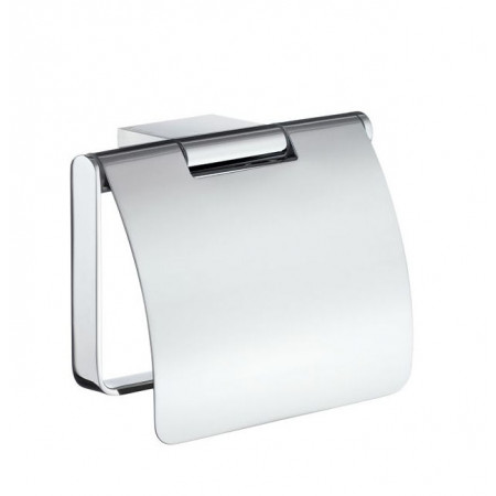 Smedbo Air Toilet Roll Holder With Lid