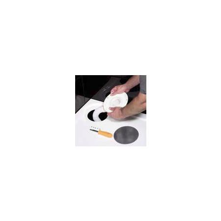 MX Optimum 1200 x 800mm Rectangular Shower tray left hand