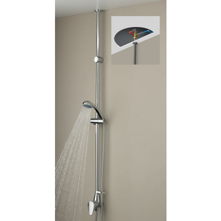 Bristan Jute Mini Twinline Thermostatic Shower