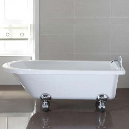 April Bentham Single Ended Freestanding Bath