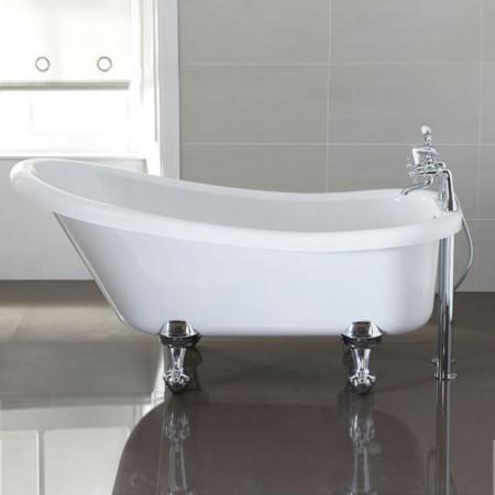 April Eldwick Slipper Freestanding Bath 1500mm
