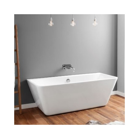 April Eppleby Contemporary Freestanding Bath In Room Setting