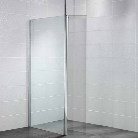 April Identiti2 500mm Wetroom Panel