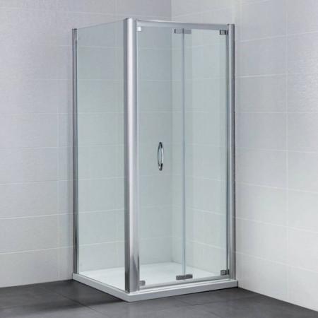 April Identiti2 700/760mm Bifold Shower Door