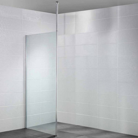 April Identiti2 900mm Wetroom Panel