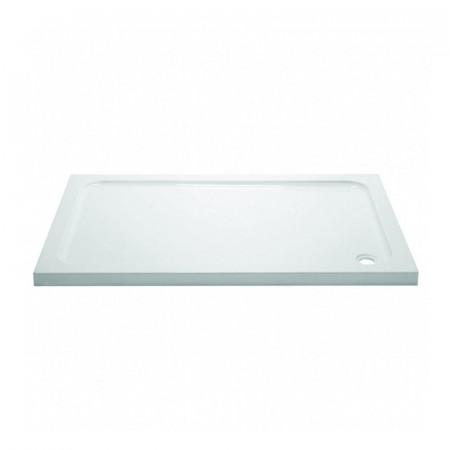 Aquadart 1000 x 760mm Rectangle Shower Tray