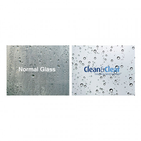 Aquadart Wetroom 10 Shower Panel 1100mm