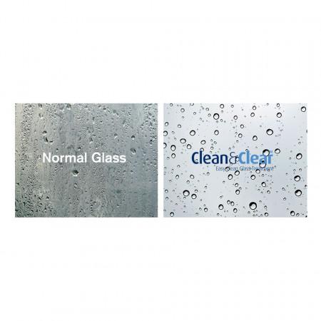 Aquadart Wetroom 10 Shower Panel 1200mm