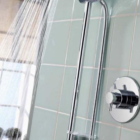 Aqualisa Aspire Concealed Shower with Adjustable 105mm Harmony Head