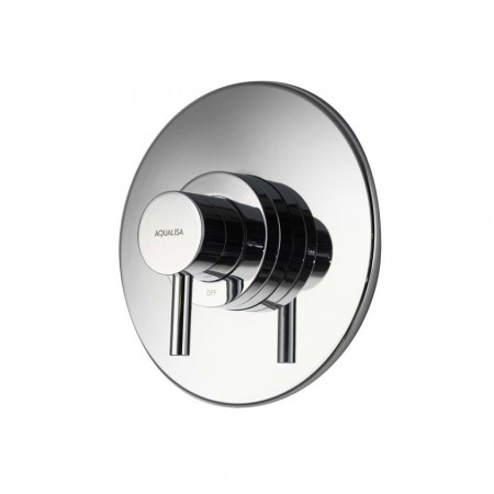 Aqualisa Siren Concealed Shower with Adjustable 90mm Harmony Head
